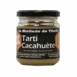 Tarti Cacahuète
